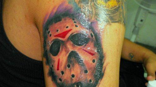 Tattoo Grulla de papel