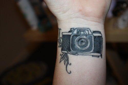 tattoo camera