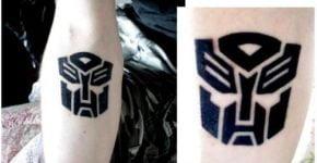 Tatuaje transformers