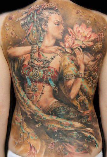 tatuaje japones