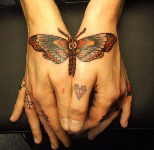tattoo silencio de los inocentes
