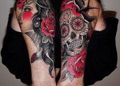 tattoos calaveras