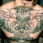 Otro tattoo de buho