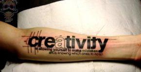 Tatuaje para diseñadores