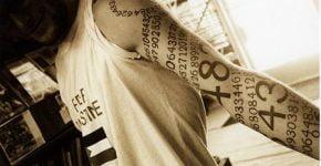 tattoo Pi
