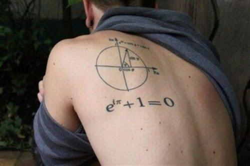 Tatuaje Euler