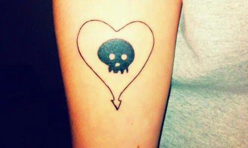 tatuaje alkaline trio