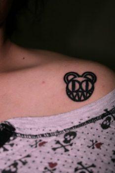 radiohead tattoo. Black Bedroom Furniture Sets. Home Design Ideas