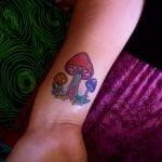 Tattoo en las piernas