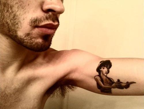 tattoo aladin