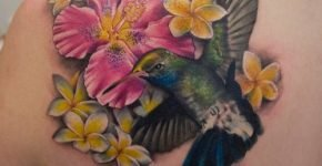 tattoo homingbird