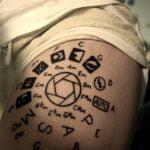 Tattoo fotografia