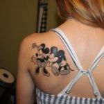 Tatuaje de stormtrooper