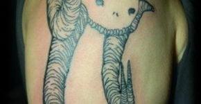 tatuaje wth