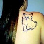 Tattoo la sirenita