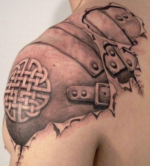 tattoo zombie