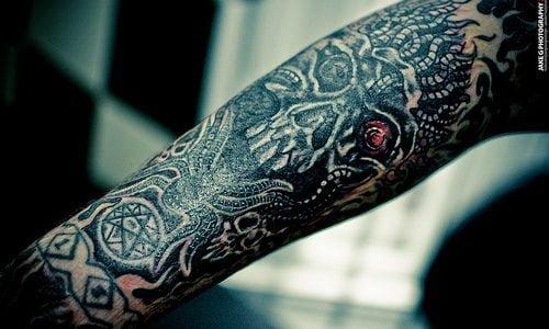 tatuaje de la muerte