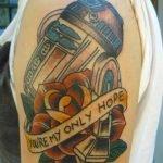 Tattoo fail en la cabeza