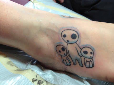 tatuajes chibi