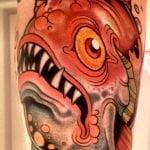 Tattoo diente de leon
