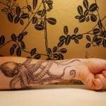 tattoo pulpo