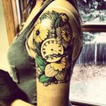 Tattoos Harry Potter