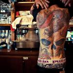 Tatuaje de reloj fail