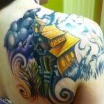 Tatuaje… erh… no sé bien de qué