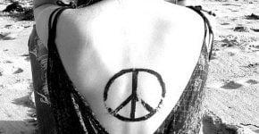 Tatuaje paz