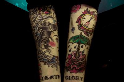 Tatuajes brazos