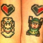 Tatuaje letra Avenged Sevenfold
