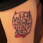 Proceso de un tatuaje