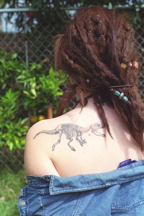 Tatuajes dinosaurios