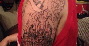 tatuaje sin terminar