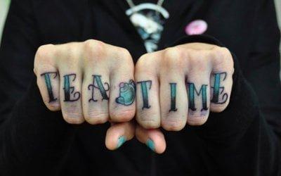 Tatuaje Té