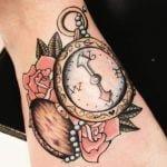 lady luck tattoos
