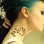 Tatuaje bosquejo pájaro