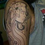 Tattoo Moño