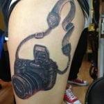 Cameras tattoos