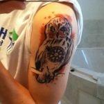 Tatuaje «Ama tu vida»