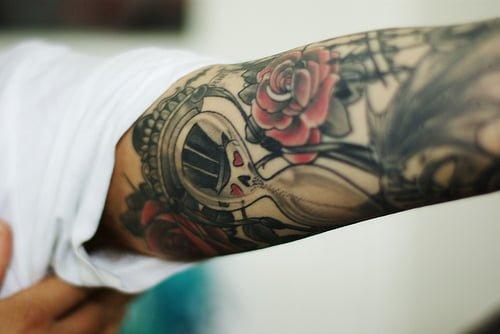Glasshour tattoo