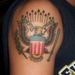 Tatuaje Trifuerza (Sin terminar)