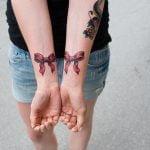 Tatuaje de un ángel caído
