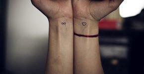 Tattoos en las muñecas para mujeres