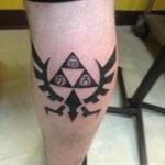 Tatuaje Ojo de Amon Ra