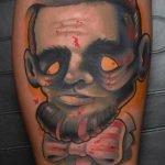 Tatuaje girasol en la muñeca