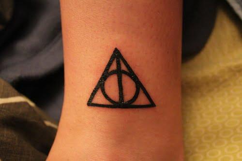 tatuajes HP