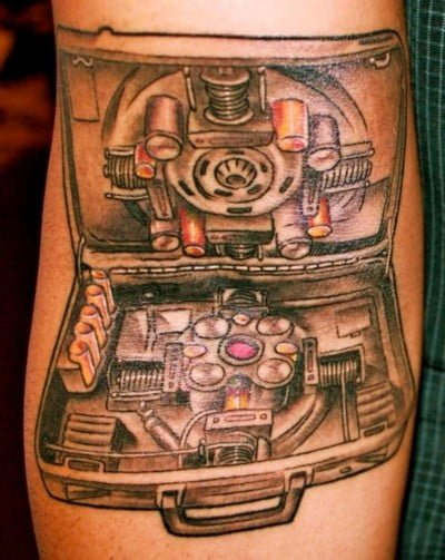 Inception tattoo