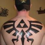 Tatuaje llave de corazón