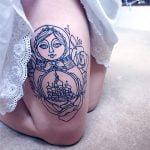 Tatuaje de amor para parejas